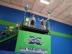 JumpXtreme Tower 1