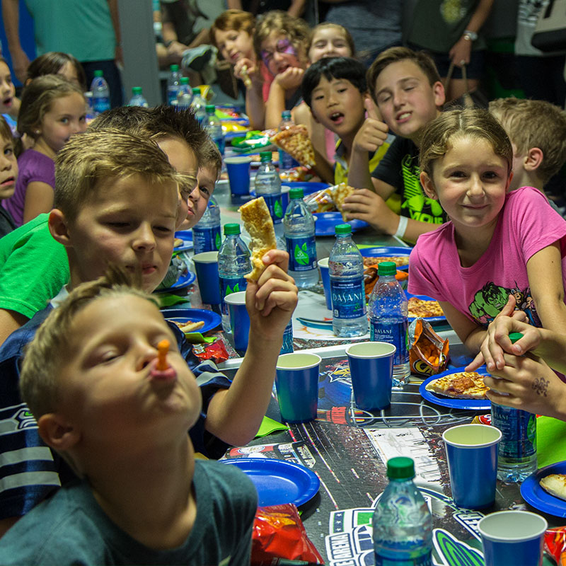 Birthday Parties at Rebounderz